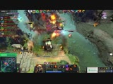 Secret vs Na`Vi, Game 2