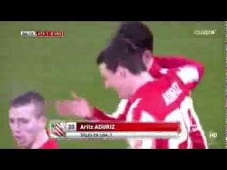Атлетик Бильбао - Гранада ГОЛ 1 Ариц Адурис