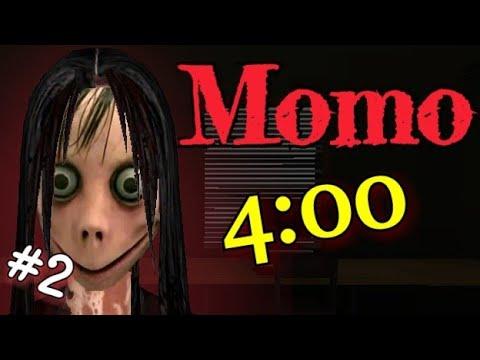 Momo School Horror ВЫЖИТЬ ДО 4 00 ЛЮБОЙ ЦЕНОЙ 2