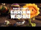 Plants vs. Zombies: Garden Warfare - RAP GAMEOBZOR