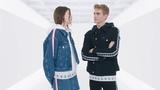 Calvin Klein Jeans x Zalando I Kaia &amp Presley Gerber on Birthdays 10 Years Exclusive Collection