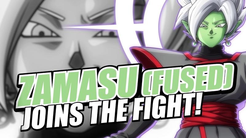 DRAGON BALL FighterZ - Zamasu Character Trailer | X1, PS4, PC