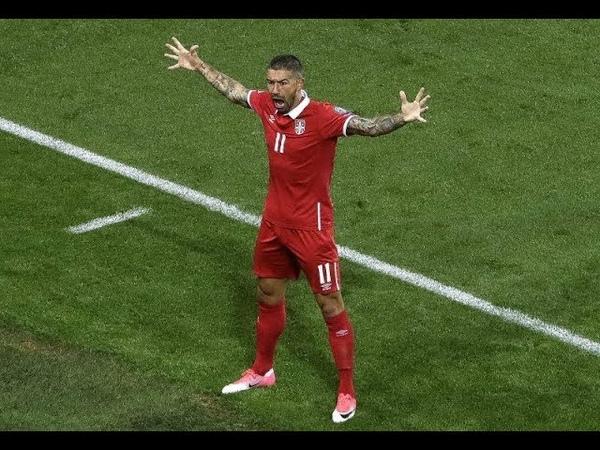 Коста-Рика - Сербия 0:1 ОБЗОР и ГОЛЫ Чемпионат Мира 2018