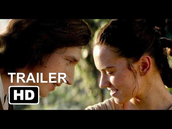 Star Wars The Last Jedi as a Romantic Comedy Dark Side Trailer