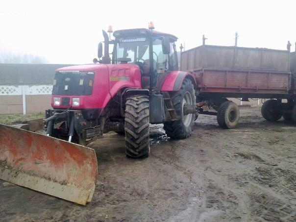 трактора мтз 82 тюнинг своими руками, Видео, Смотреть онлайн