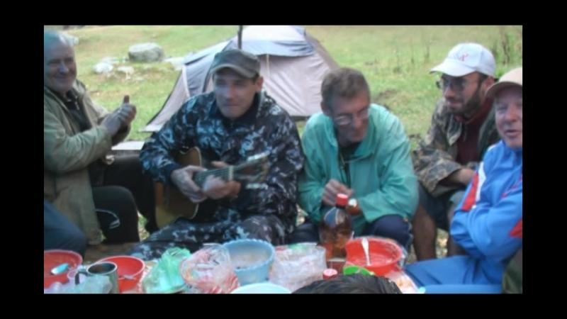 2011 сентябрь Архыз группа Бабашко