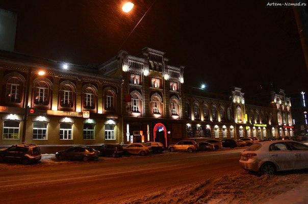 Music Hall на ул. Белинского