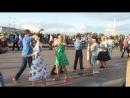 Кадриль. Бальные танцы на Стрелке В.О. 02.09.2018 г. вид. 979