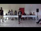 Demo de Jury : Naim Rk / Badness Crew (War Of Gladiator)