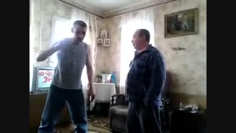 СПЕЦНАЗ ПРОТИВ БОКСЕРА