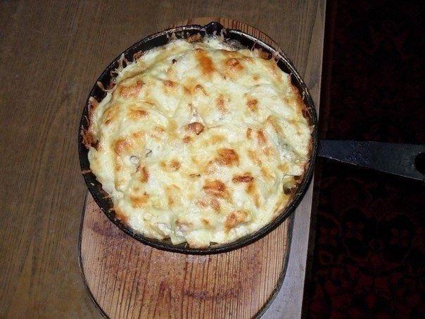 Картошка по-королевски Ингредиенты: - 1 кг сырого картофеля - 1