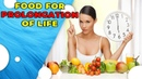 Which Food Contribute Life Enlargement? Know Now!