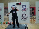 Unofficial American Record in heavy kettlebell lifting 72kg bell