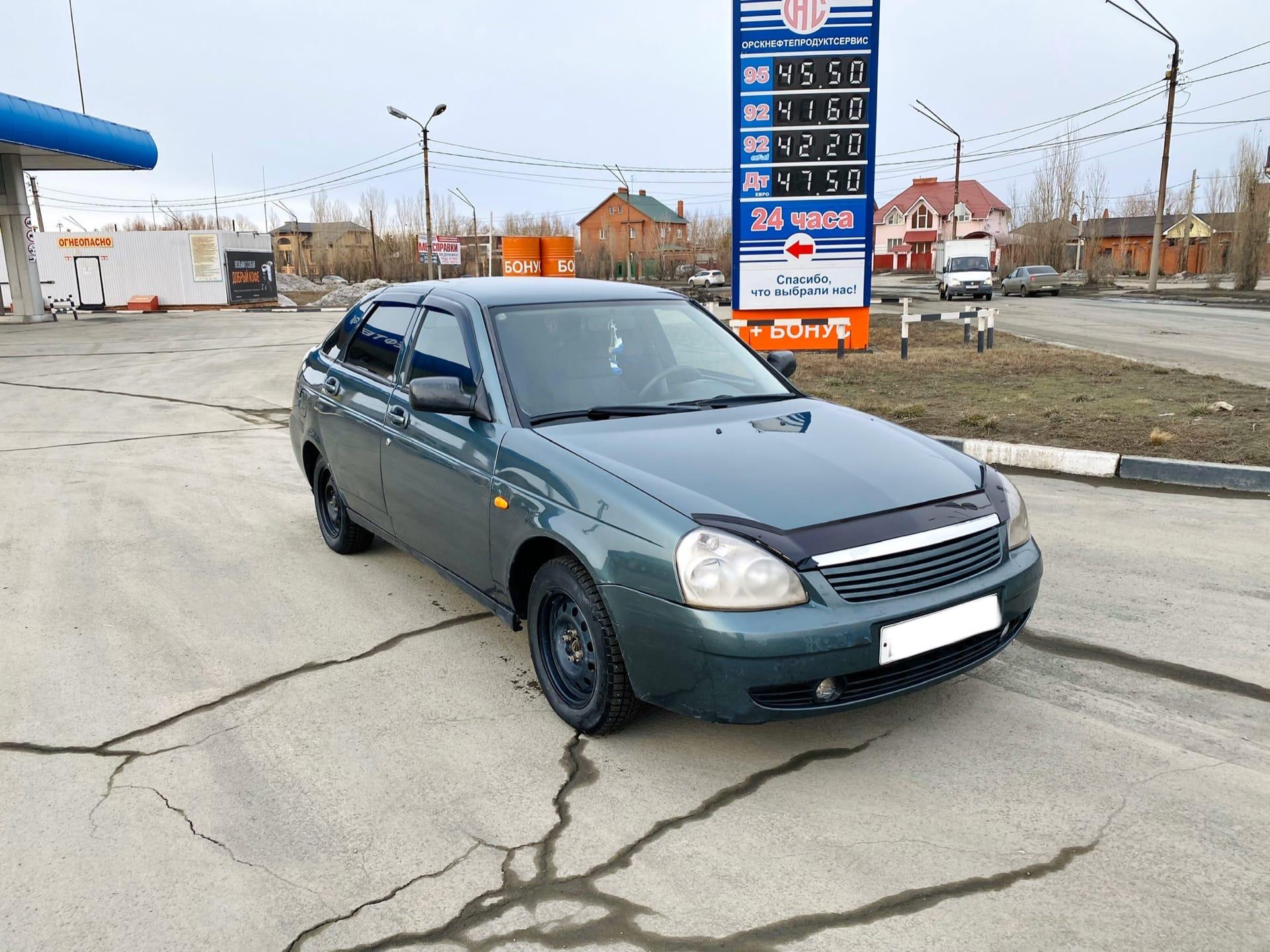 Купить ВАЗ LADA PRIORA 2010 год в хорошем | Объявления Орска и Новотроицка №2733