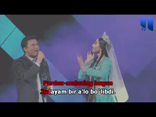 Alisher Fayz - Yarashibdi UZBEK KARAOKE