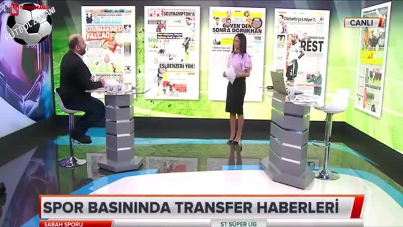 Beşiktaşa Gol Makinesi! Sabah Sporu 20 Kasım 2018
