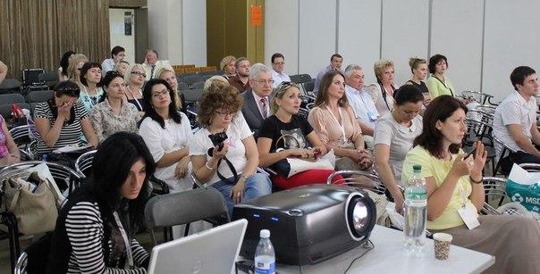 Зал сателлитного симпозиума 3-й Международный конгресс Евро-Азиатской Ассоциации Дерматовенерологов на тему «Дерматоонкология»