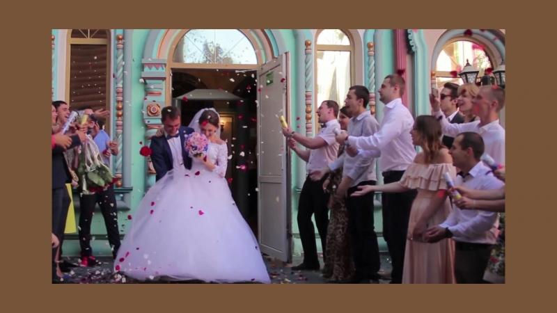 Самые искренние эмоции в день бракосочетания. Ваше видео может быть таким же милым. Закажите съемку у Виктoра Салеeвa, запись на
