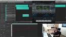 James Egbert Studio Stream 2015 07 16 Creating a Riser in Serum