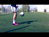 Ruslan Chuchman & m.R. - Shoots, free kicks, knuckleball, skills and frestyle
