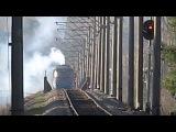 Дизель-поезд ДР1А-209. Перегон Брюховичи-Батаровка