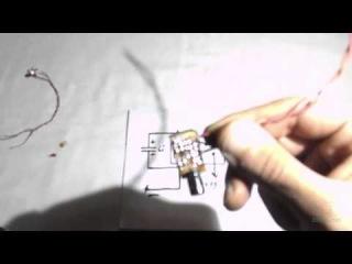 Простые схемы мигалок