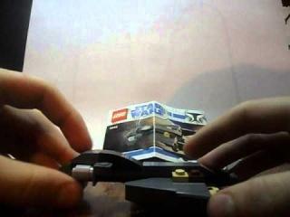 Кулак Вейдера представляет! LEGO Star Wars артикул_8033