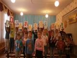 поздравление В.В. Путину от детского сада Солнышко Никифоровского района  Тамбовской области