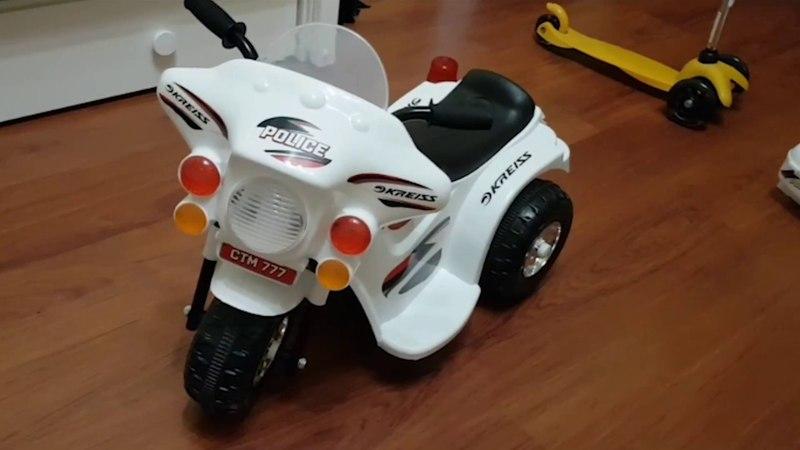 ВДекрете / ПОКАНЕРОДИЛА - Обзор машинок и мотоциклов для детей