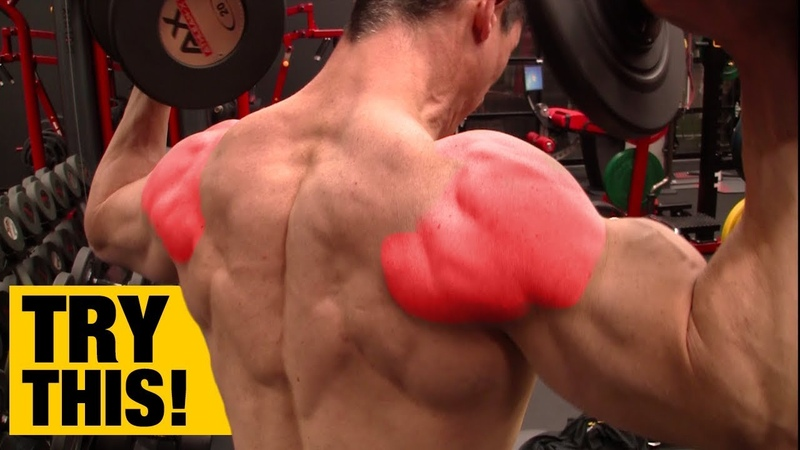 The GREATEST Shoulder Warmup You've NEVER Tried