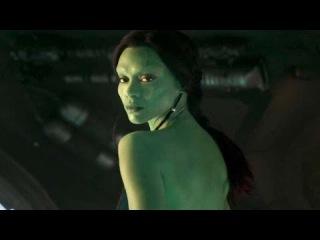 Защитники Галактики Тизер / Marvel's GUARDIANS OF THE GALAXY Teaser Trailer (HD 1080p)