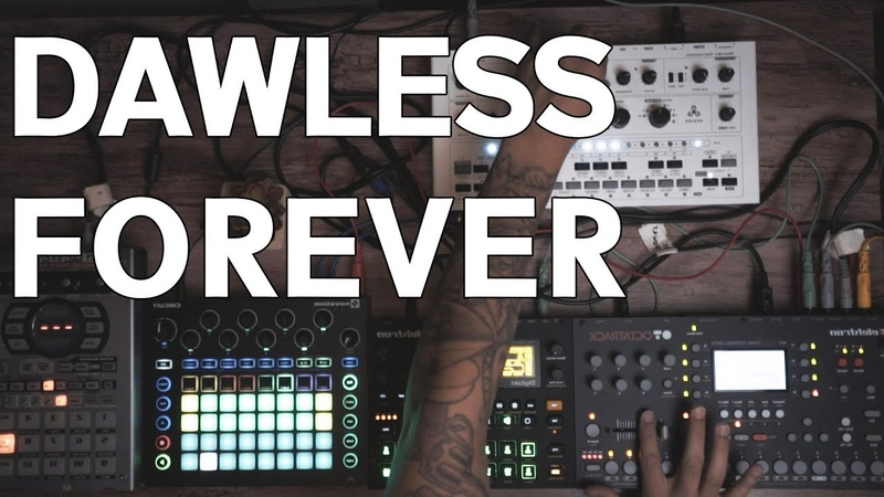 Live DAWLESS Setup - How to perform WITHOUT a Laptop!