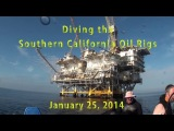 Diving the Southern California Oil Rigs