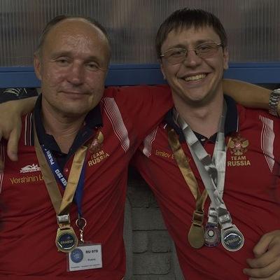 Евгений Ермилов, 8 августа , Красноярск, id4273119