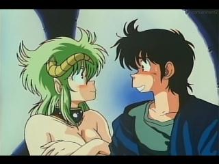 Outlanders(Гости с далеких планет) OVA -1986 год [RUS озвучка] (комедийное фэнтези) (аниме эротика, этти, ecchi, hentai, хентай)