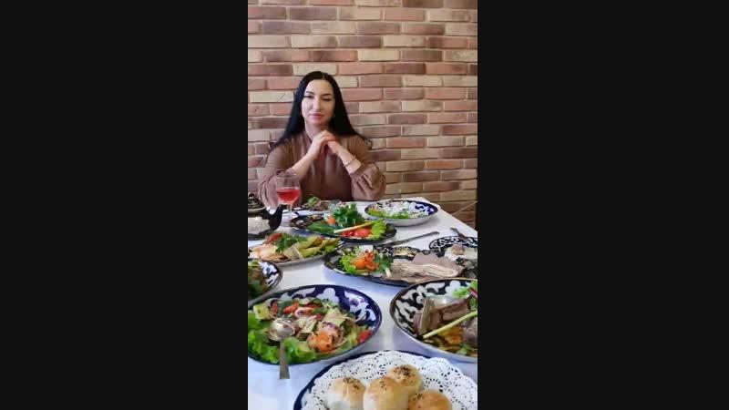 Марианна Абравитова в Караване Баши