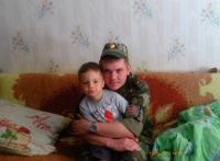 Серега Ксенафонтов, 24 ноября 1998, Нягань, id180067572