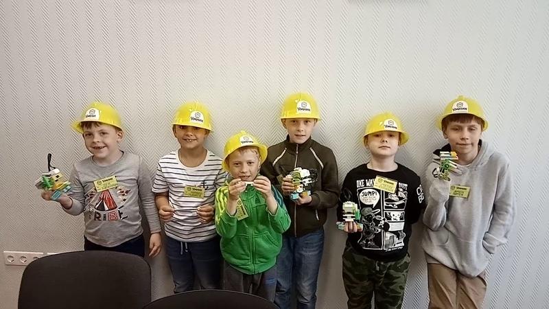 Детский центр робототехники Умник - кричалка