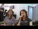 180817 Secret Unnie. Episode 16. Hani Yoojung Cut.