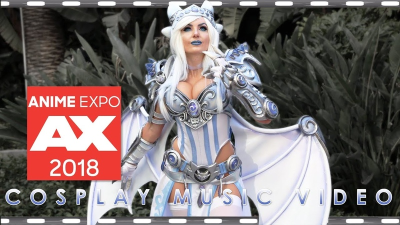 ITS ANIME EXPO 2018 - CELEBRATE COSPLAY INDEPENDENCE PART III - DIRECTOR'S CUT CMV