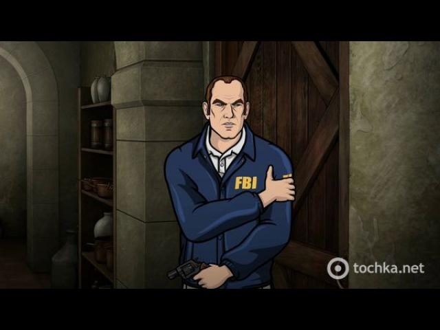 Archer Арчер 5 сезон 4 серия NewStudio