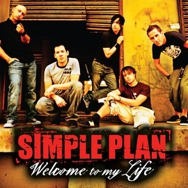Simple Plan альбом Welcome to My Life