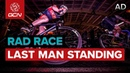 Last Man Standing GCN Take On The Fixed Gear Rad Race