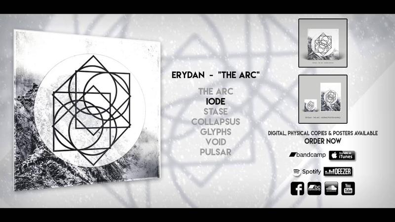 Erydan The Arc Full Album HD