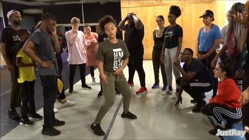 HomeBros AfroBeats Workshop - The Battle Pt 3