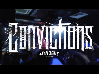 Convictions - House Of Lies - Live @ Moscow 12.02.2017