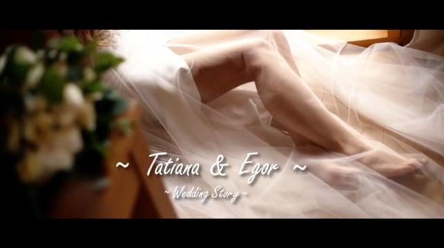 Wedding Story:: EgorTatiana