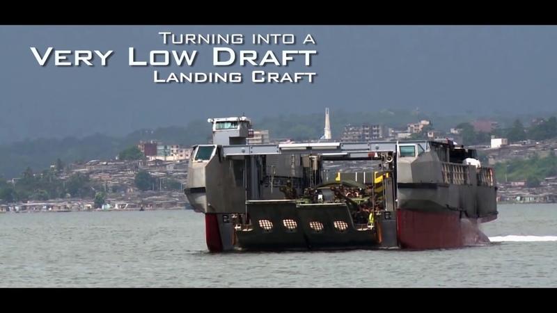 Engin de débarquement amphibie rapide