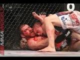 Jim Miller в СПб на видео-трансляции UFC 168