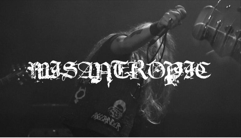 MISANTROPIC live at D I Y Hardcore Punk Fest Vol 12